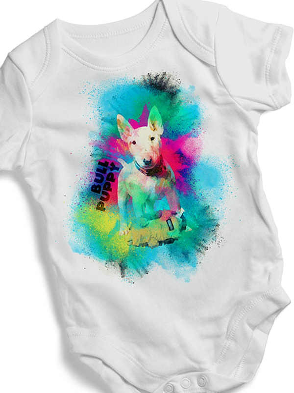 COLORS BULLTERRIER