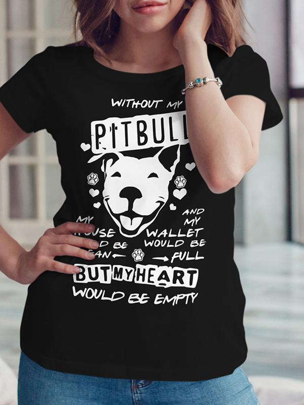 EMPTY HEART PITBULL