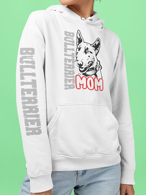 BULLTERRIER MOM