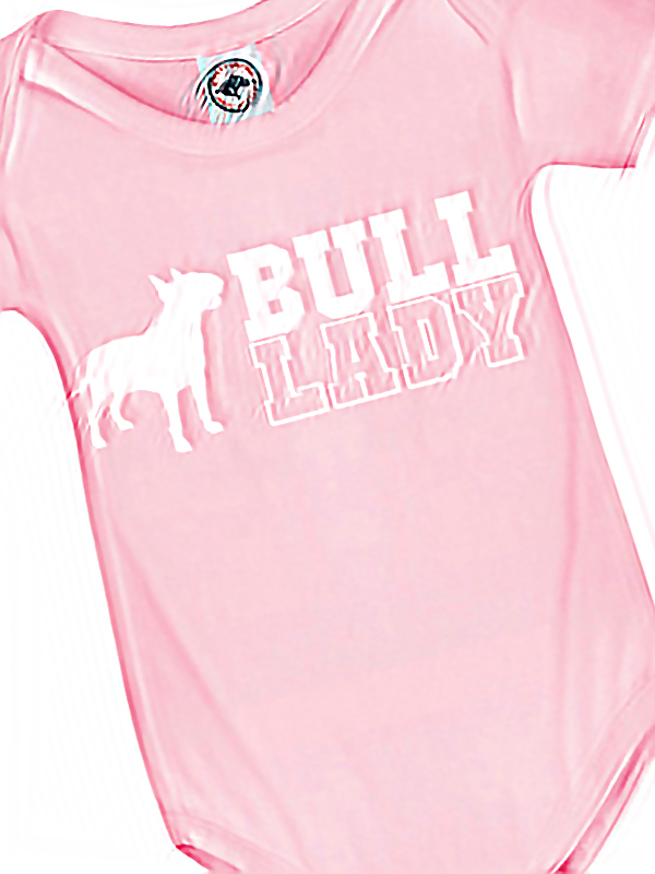BULLTERRIER LADY