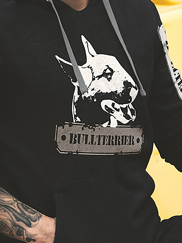 BULLTERRIER STAMP