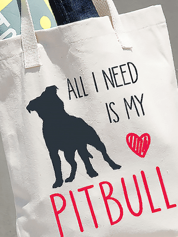 ALL I NEED PITBULL